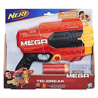 Nerf E0103EU4 N-Strike Mega Tri-Break