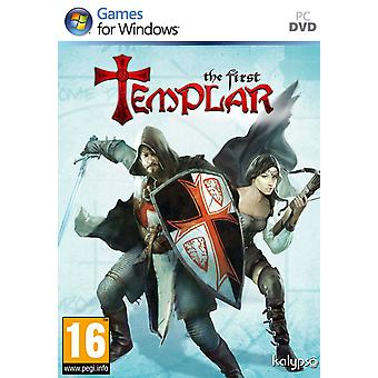 Primul templier special Edition joc video PC