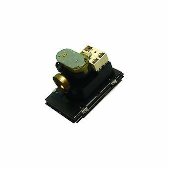 Electrolux analógico temporizador negro