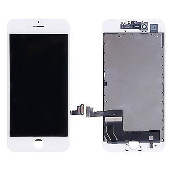White iP9 Complete LCD Assembly For iPhone 7 | iParts4U