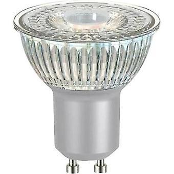 LightMe LM85115 LED (monochrome) EEC A++ (A++ - E) GU10 Reflector 3.6 W = 40 W Warm white (Ø x L) 50 mm x 54 mm 1 pc(s)