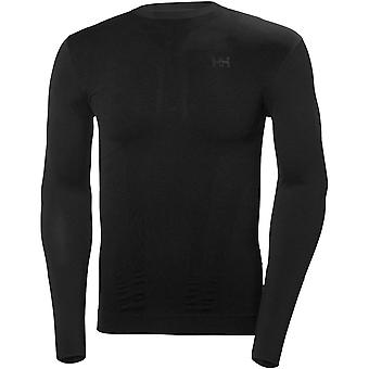 Helly Hansen HH Lifa Seamless Crew - Evening Blue