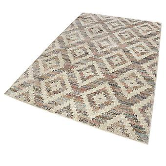 Weconhome Passion Rugs 0873 01 In Beige And Blue