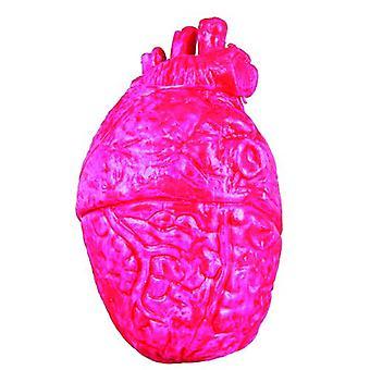Serce Halloween gumowe serce wnętrzności pompy serca