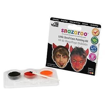Snazaroo Theme Pack Devil