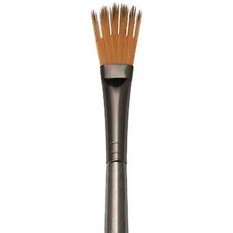 Royal & Langnickel Zen All Media Brush Series 73 Filbert Wisp 1/4 (Z73TW-1/4)