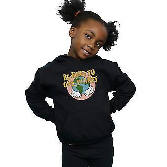 Девочки Дисней Микки Маус быть вид на нашей планете балахон