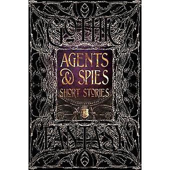 Ombud & spioner noveller - 9781786645579 bok
