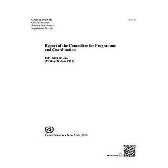 Report of the Committee for Programme and Coordination - Fifty-Sixth S