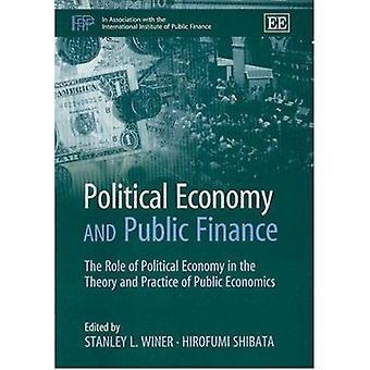 Poliittinen taloustiede ja julkisen rahoituksen - rooli poliittisessa taloudessa i