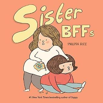 Sister BFFs by Philippa Rice - 9781449489359 Book