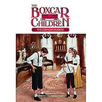 De imitator mysterie (Boxcar kinderen)