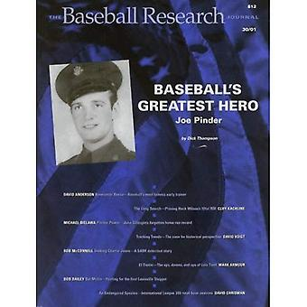 The Baseball Research Journal (Brj), Volume 30