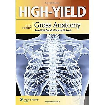 Högavkastande Gross Anatomy (hög avkastning-serien)