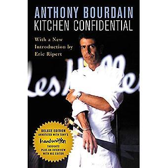 Kök konfidentiell Deluxe Edition: Äventyr i den kulinariska buk