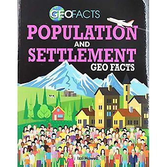 Väestön ja ratkaisun Geo tosiasiat (Geo tosiseikat)
