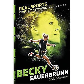 Becky Sauerbrunn (Real Sports cadeaux du réseau de contenu)