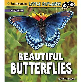 Beautiful Butterflies: A 4D� Book (Little Entomologist 4D)