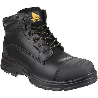 أحذية أمبليرس AS201 رجالي S3 كوانتوك بو/المطاط الرباط من إعداد الأمان