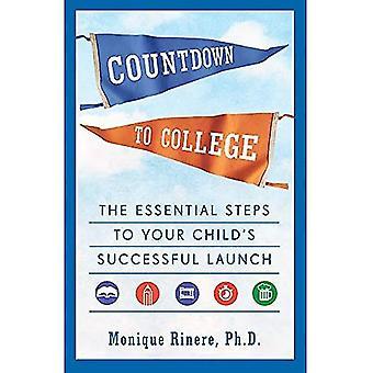 Aftellen naar College: de essentiële stappen naar succesvolle lancering van uw kind