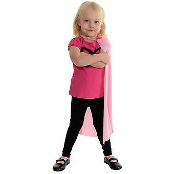 ピンクのスーパー ヒーロー岬子