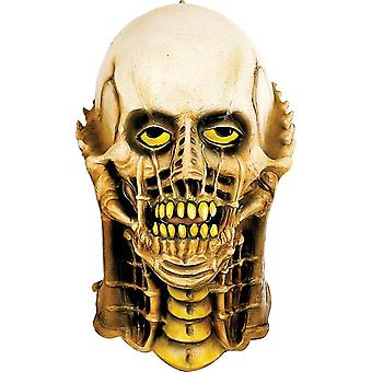 Jukebox Retro Latex masker voor Halloween