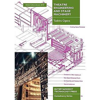 Teatro engenharia e maquinaria de palco por Ogawa & Toshiro