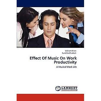 Effect van muziek op de arbeidsproductiviteit door Kiran & Vickram