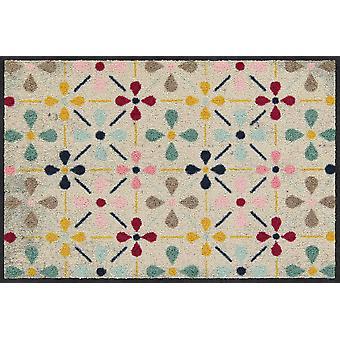 Corridore di salone Leone zerbino Riki porta tappeto