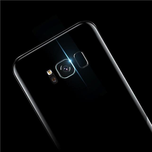 2 PACK Camera Lens protector for Samsung Galaxy s8+ 0.15mm