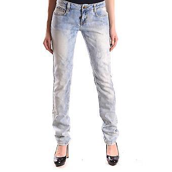 Frankie Morello Ezbc167035 Women's Light Blue Denim Jeans