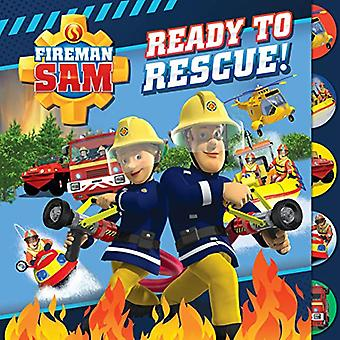 Fireman Sam: Ready to Rescue (Tabbed Board) [Board book]