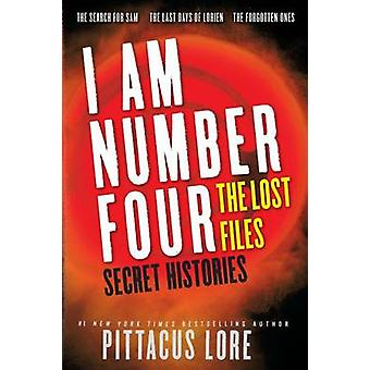 I am Number Four Secret Histories by Pittacus Lore - 9780062223678 Bo
