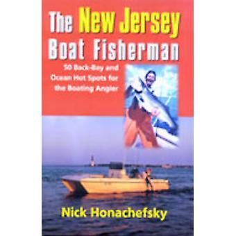 The New Jersey Boat Fisherman by Nick Honachefsky - 9781580801331 Book