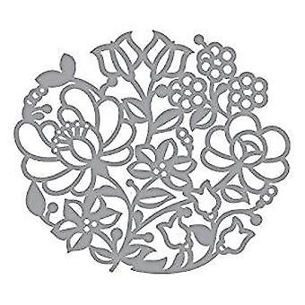 Spellbinders floral Mandala Die (S4-886)