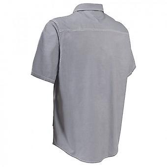 トレスパス メンズ ルーク半袖カジュアル シャツ
