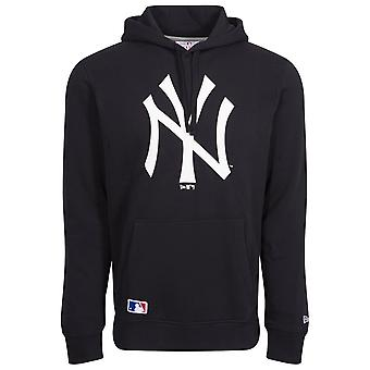 New Era Hoody - MLB New York Yankees navy