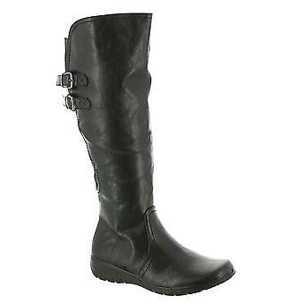 Easy Street naisten Tess Plus puolivälissä vasikka Boot