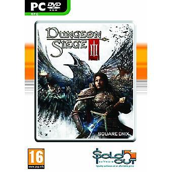 Dungeon Siege III (DVD-ROM)-ny