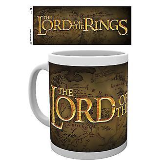 Lord of the Rings Logo Boxed Drinking Mug