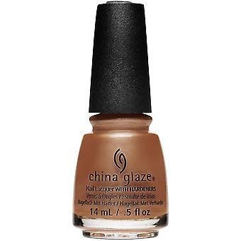 China Glaze The Glam Finale 2017 Nail Polish Collection - Toast It Up! (84109) 14ml