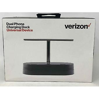 Verizon Dual Phone Charging Dock Station for Universal Device