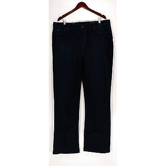 Hot in Hollywood by Laurie Felt Silky Denim Jeans Boot Cut Tall Style # A279103
