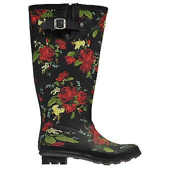 Kangol Womens Wellingtons tall Welly damer skor