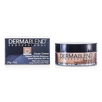 Dermablend Cover Creme Broad Spectrum Spf 30 (high Color Coverage) - Yellow Beige - 28g/1oz
