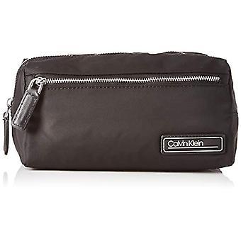 Calvin Klein primaire cosmetische zak-zwarte vrouwen schoudertassen (zwart) 1x1x1 cm (b x H L)