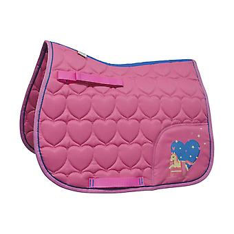 Little Rider Childrens/Kids Little Show Pony Saddle Pad
