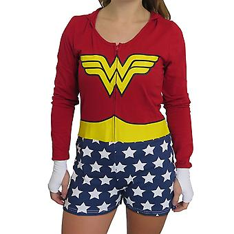 Wonder Woman Cosplay Women's Romper