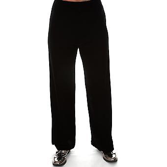 POMODORO Pomodoro Black Trousers 11981