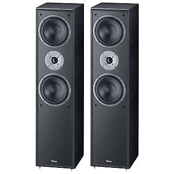 MAGNAT monitor Supreme 802, 2 ½ way Floorstanding speaker, black, 1 of pair new goods